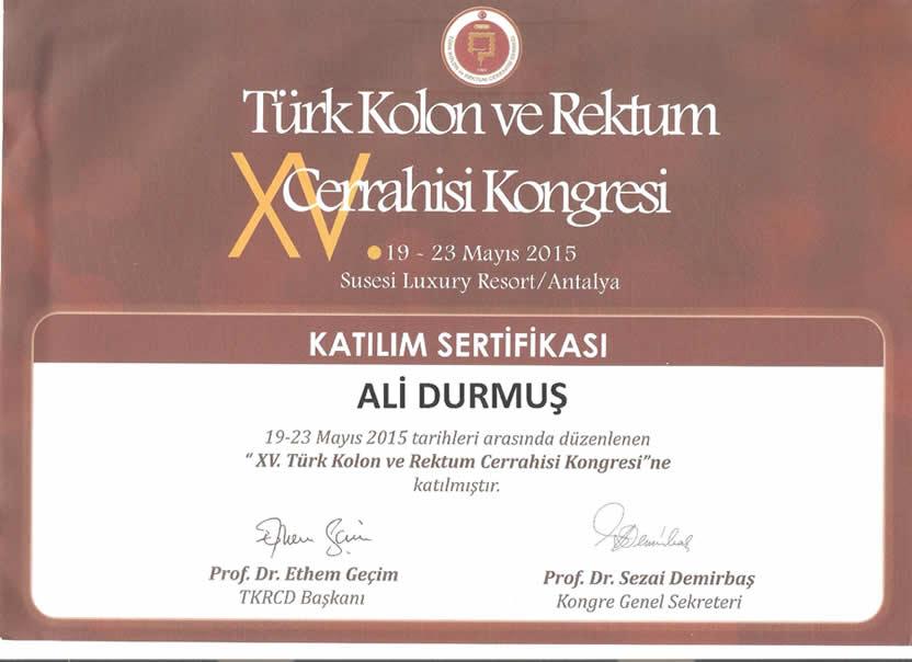 Türk kolon kongresi